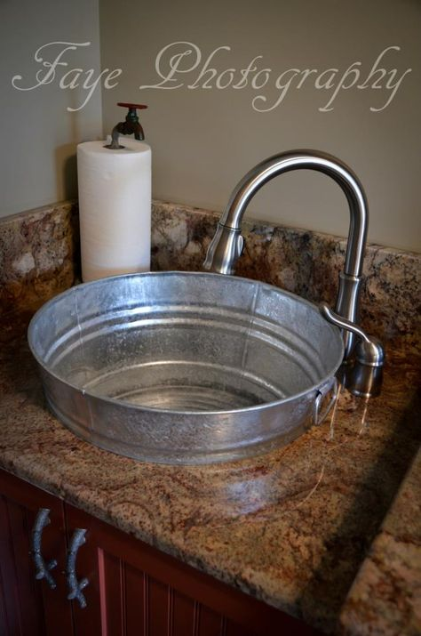 Typhoon Bordeaux Granite Spring Parade Of Homes Bloomday Granite Marble Wash Tubs Rustic Laundry Rooms Laundry Room Sink