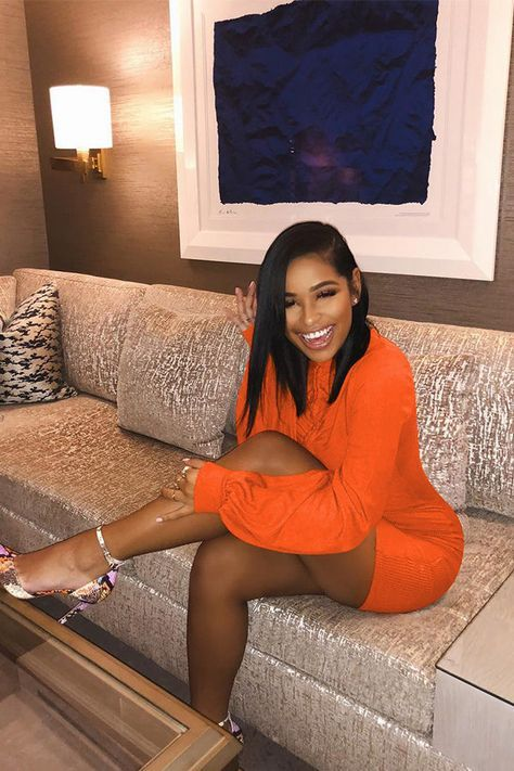 Best Orange Dress Ideas You Will Totally Love – Daily Fashion Trends 2020