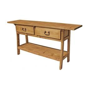 Superb Two Drawer Console Table Cabin Ideas In 2019 Rustic Pine Caraccident5 Cool Chair Designs And Ideas Caraccident5Info