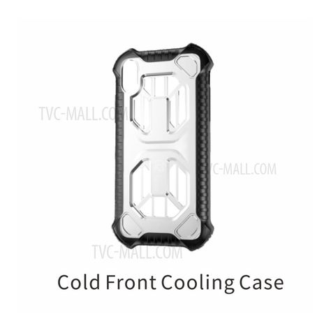 Purchased Baseus Cold Front Cooling Pc Tpu Protective Phone