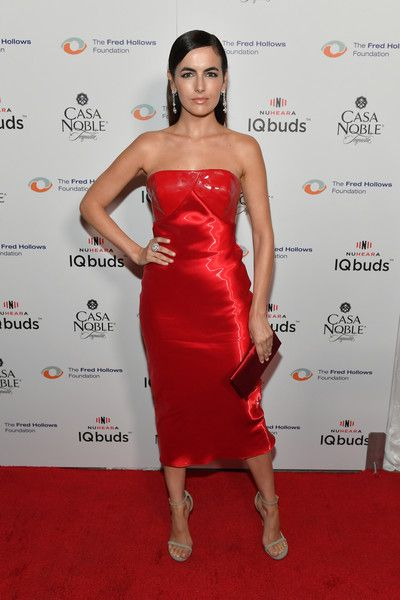 Actor Camilla Belle attends the Inaugural Los Angeles Gala Dinner in support of The Fred Hollows Foundation.