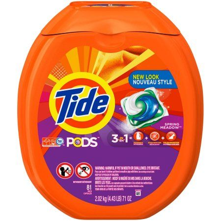 Household Essentials In 2020 Tide Pods Laundry Detergent Tide