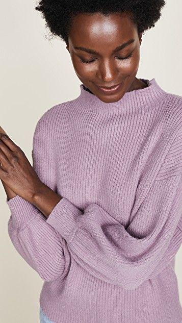 Line /& Dot Womens Adler Knit Sweater