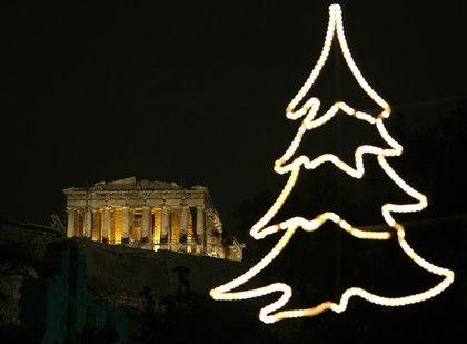 GREECE CHRISTMAS Chr...