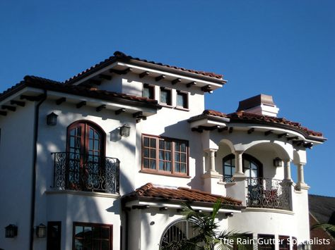Calabasas Aluminum Seamless Rain Gutters In Calabasas Rain Gutters Clean House Gutters