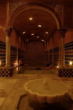 Hamam München banos arabes hammam al andalus sala caliente al andalus