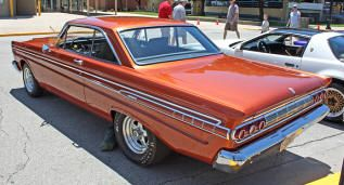 1964 Mercury Comet Caliente Hardtop Coupe  Classic Mercury
