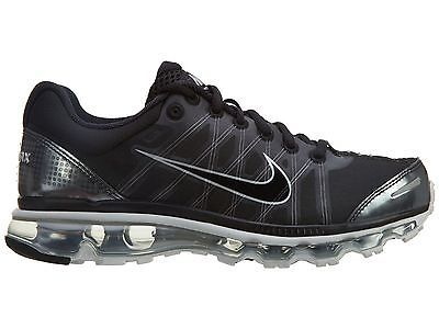 d73be5c446 Nike Air Max 2009 Mens 486978-001 Black Grey Athletic Running Shoes Size  11.5