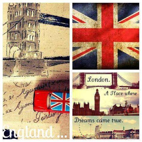 London London London Tours English Flag