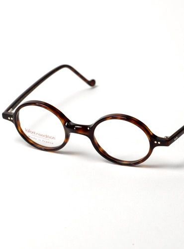 Graceful Round Frame In Dark Tortoise Erkek Moda Tarzlari