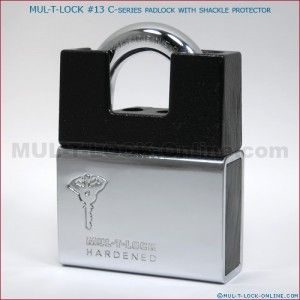 Mul T Lock High Security 13 C Series Padlock With Protector 1 2