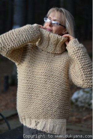 Forthery-Women V Neck Long Sleeve Waffle Knit Top Off Shoulder Oversized Pullover Sweater