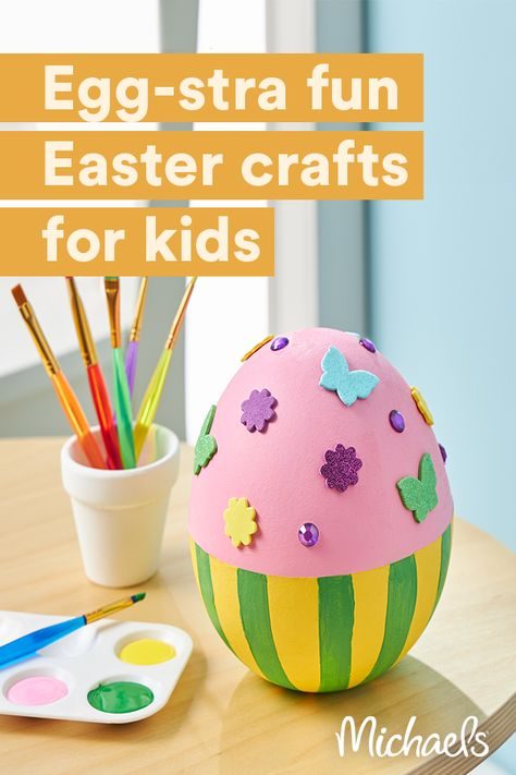 Looking for fun kids' projects? Find creative craft ideas plus a huge selection of kids' art and craft supplies at Michaels.