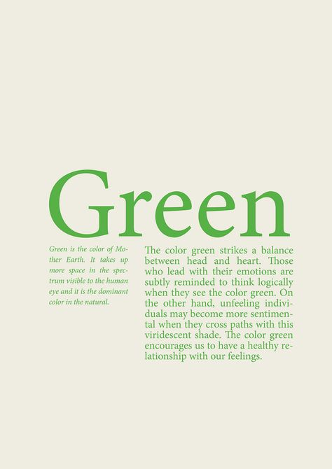 Colors quotes on Behance