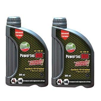 Best Shop Pertua Powertec 800 Sae 15w 40 Motorcycle Engine Oil 800ml Bundle Of 2 Item Is Really Good Pertua Powertec Motorcycle Engine Engineering Automotive