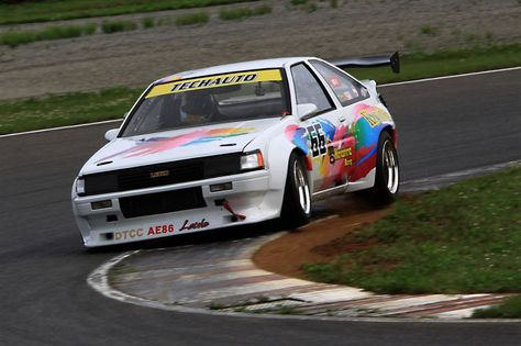 Ae86 Projects Nzae86s Trd Ae86 N2 Race Car Project 2 Ae86