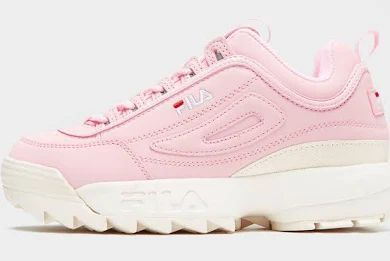 Fila Disruptor II Dames – Roze – Dames (With images) | Cute ...