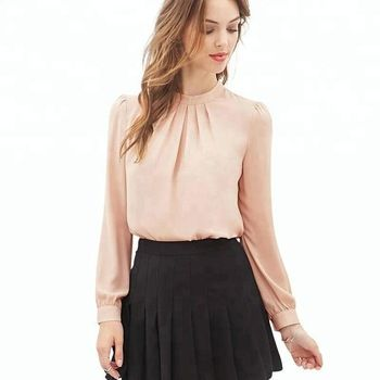 Womens Fashion Tops Blouse Ladies Latest Model Tops
