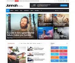 مدونة الأرباح تحميل قالب جنة الاخباري للوورد بريس مجانا 2019 Magazine Theme Wordpress Wordpress Video Theme Wordpress