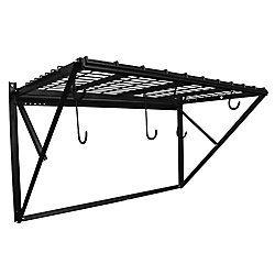 28 Inch H X 4 Ft W X 28 Inch D Prorack Steel Shelf Avec Images