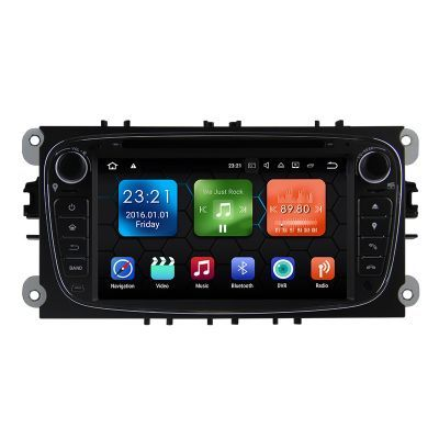 Aftermarket 2 Din Android 8 0 Oreo Head Unit For Ford Mondeo Focus