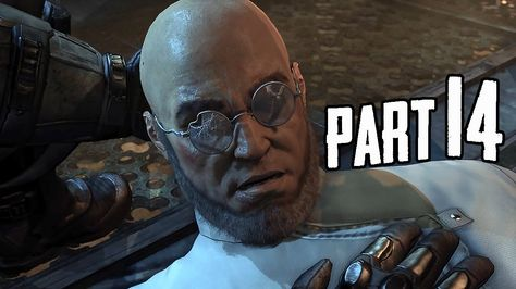 Batman Arkham City Gameplay Walkthrough Part 14