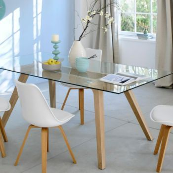 Ingo Tables Droites Tables Sejours Meubles Fly Dining Table Home Decor Decor