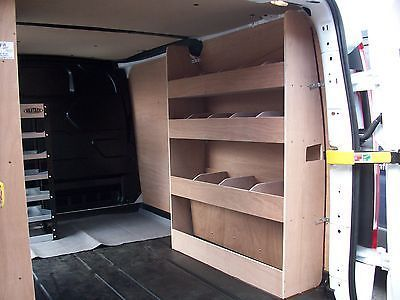 Details About Ford Transit Custom Van Racking Ply Shelving Swb Storage Accessories Ford Transit Custom Van Racking Ply Shelving Swb Storage Accessories Van Racking Transit Custom Van Shelving