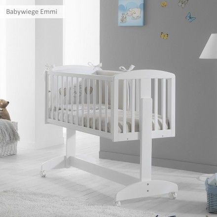 Image For Multifunktions Wiege Und Beistellbett Emmi Beistellbett Babybett Beistellbett Baby Kinderzimmer