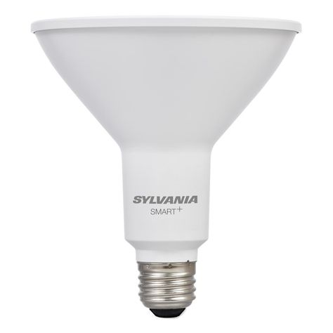 3 Philips 90W Equivalent Bright White PAR38 Ambient LED Flood Light Bulb 3000K