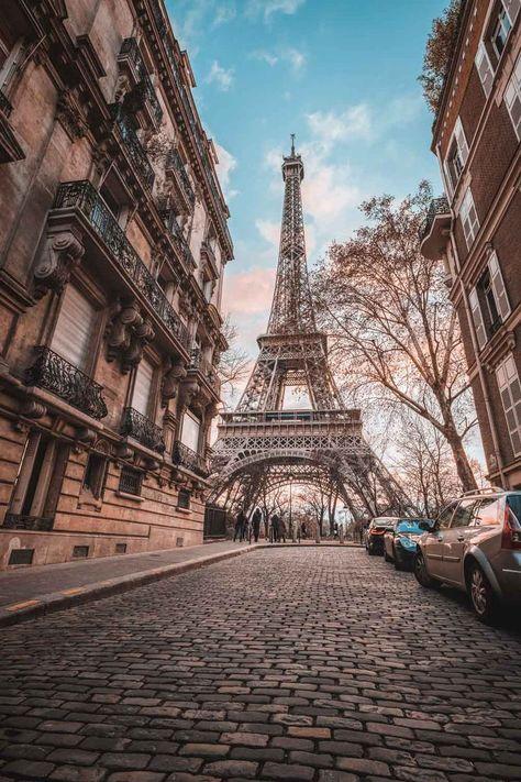 Que Ver En Paris: 10 Lugares Para Tu Primera Visita En Paris