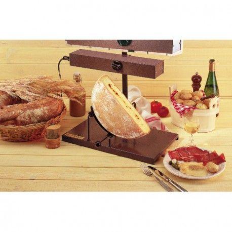 Appareil à raclette Alpage 1 demi-meule de fromage, 230V