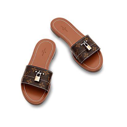 LV sandals | Louis vuitton, Mules shoes