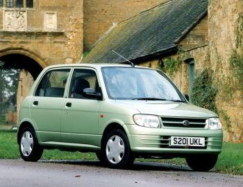 Daihatsu Cuore Plus Uk Spec L7 1999 2001