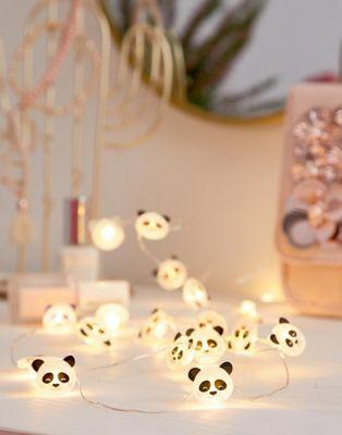 sports shoes 0785c 7e8ff CUTE little panda string fairy lights. I love quirky fairy ...