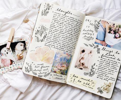 O que fazer com cadernos em branco?