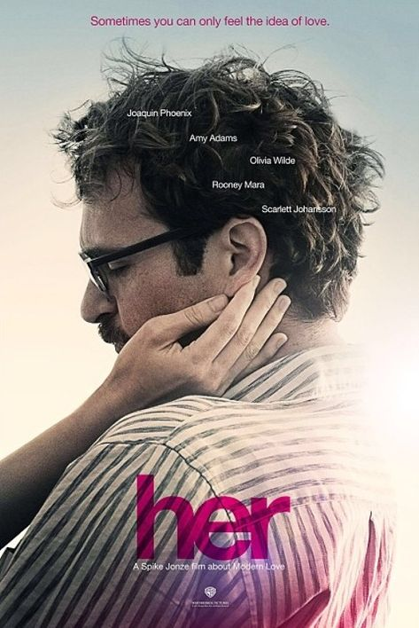 Her, a film by Spike Jonze. This incredible, romantic film is nominated for many Academy Awards, including Best Picture.  Huntington Memorial Library! 62 Chestnut St. Oneonta, NY 607-432-1980