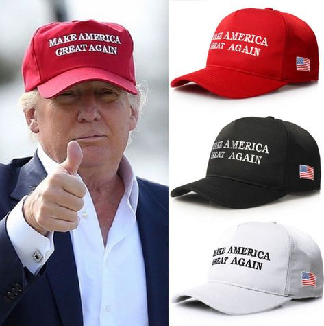 3703f6ca090 ... Cap Hat Make America Great Again Republican US Election  fashion   clothing  shoes  accessories  unisexclothingshoesaccs  unisexaccessories (ebay  link)