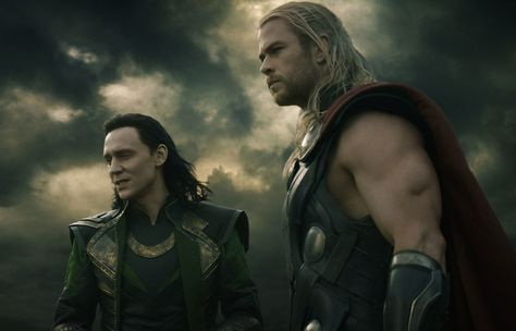 Thor 2 The Dark World 2013 Movie Wallpapers HD & Facebook Covers