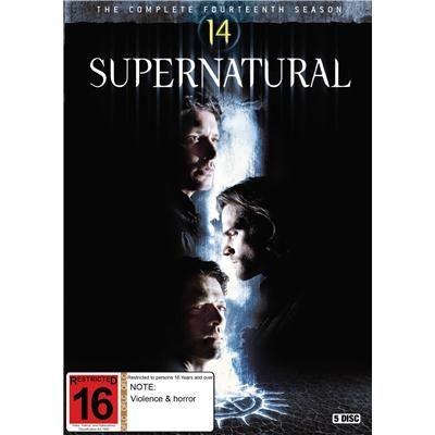 Supernatural Season 14 Supernatural Season 14 Supernatural