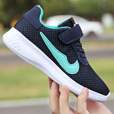 Running Black//White US Size 10 11 12 13 1 2 3 4 5 Sneakers Boys Girls Kids Shoes