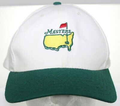 Vtg 1970s Masters Golf Hat Cap American Needle United Hatters