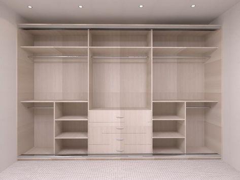 Surgu Kapakli Gardiroplar Google Da Ara Closet Layout Wardrobe Room Bedroom Closet Design