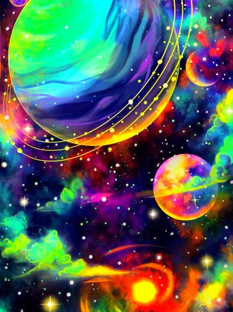 #galaxy #planets #animation #animations #art