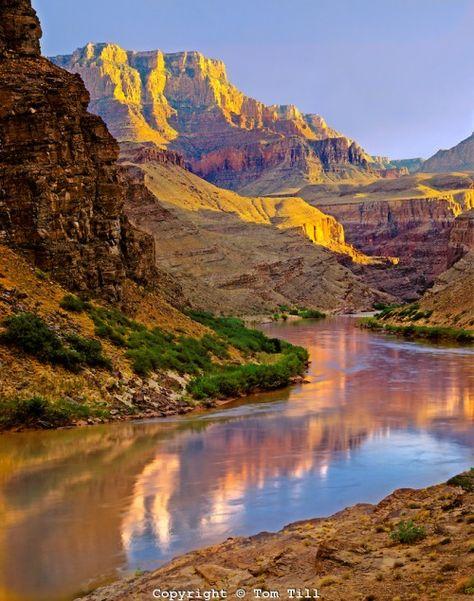 Sunset - South Rim, Grand Canyon National Park, Arizona
