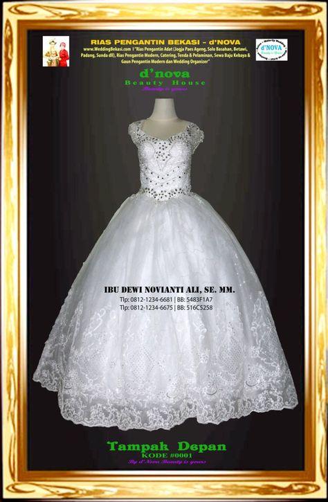 Sewa Gaun Pengantin Rias Pengantin Bekasi Dnova Bridal