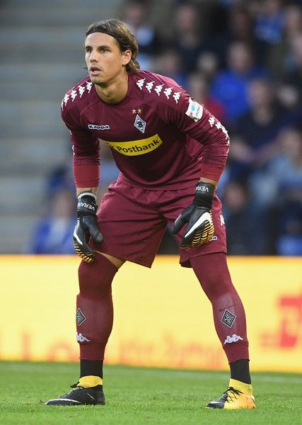 Yann Sommer Sports Football Players Football