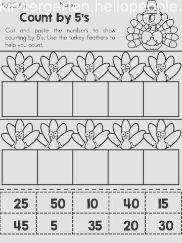 Pin On Thanksgiving Worksheets Kids