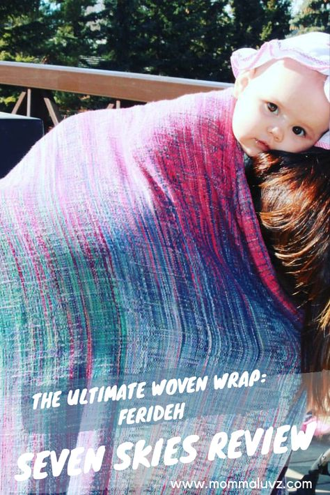 The Ultimate Handwoven Wrap Farideh Seven Skies Review