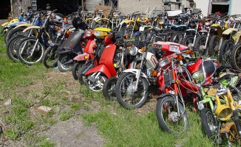 Buying A Salvage Motorcycle For Sale At An Online Auction